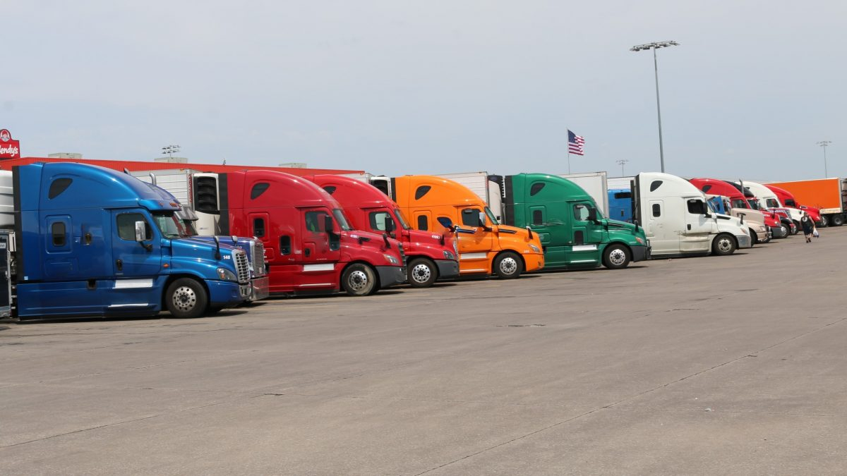 Lenders tighten credit standards for owner-operator truck purchases.